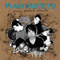 Plain White T's - Every Second Counts (Cover Artwork)