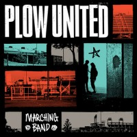 Plow United - Marching Band (Cover Artwork)