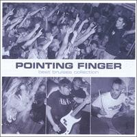 Pointing Finger - Best Bruises Collection (Cover Artwork)