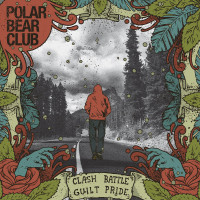 Polar Bear Club - Clash Battle Guilt Pride (Cover Artwork)