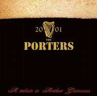 The Porters - A Tribute to Arthur Guinness (Cover Artwork)
