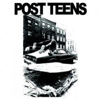 Post Teens - Post Teens [7-Inch] (Cover Artwork)