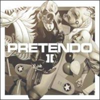 Pretendo - ][ (Cover Artwork)