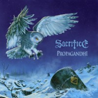 Propagandhi / Sacrifice - Split [7-inch] (Cover Artwork)