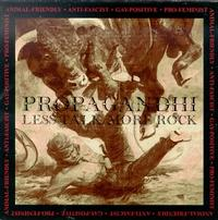 Propagandhi - Less Talk, More Rock (Cover Artwork)