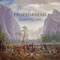 Propagandhi - Supporting Caste (Cover Artwork)
