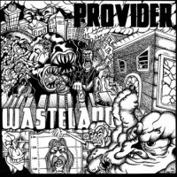 Provider - Wasteland (Cover Artwork)