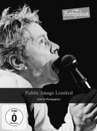 Public Image Limited - Live at Rockpalast 1983 DVD (Cover Artwork)