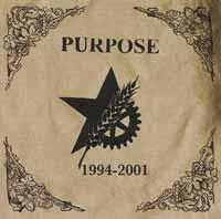 Purpose - 1994-2001 (Cover Artwork)
