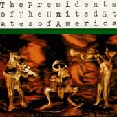 The Presidents of the United States of America - The Presidents of the United States of America (Cover Artwork)