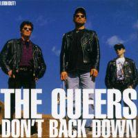 The Queers - Don't Back Down (Cover Artwork)