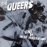 The Queers - Live From West Hollywood (Cover Artwork)