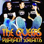 The Queers - Pleasant Screams (Cover Artwork)