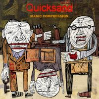 Quicksand - Manic Compression (Cover Artwork)