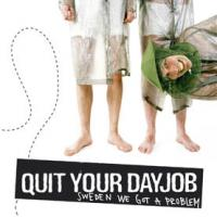 Quit Your Dayjob - Sweden We Got a Problem (Cover Artwork)