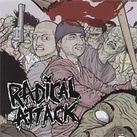Radical Attack - Priority (Cover Artwork)