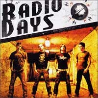 Radio Days - Radio Days (Cover Artwork)