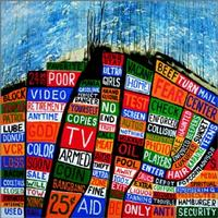 Radiohead - Hail To The Thief (Cover Artwork)