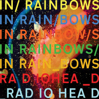 Radiohead - In Rainbows (Cover Artwork)