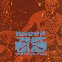 Radon - Metric Buttloads of Rock! (Cover Artwork)