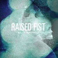 Raised Fist - Veil of Ignorance (Cover Artwork)