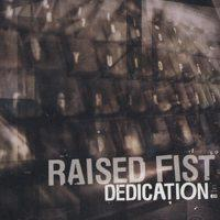 Raised Fist - Dedication (Cover Artwork)
