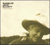 Ramblin' Jack Elliott - I Stand Alone (Cover Artwork)