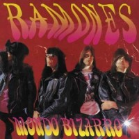 Ramones  - Mondo Bizarro (Cover Artwork)