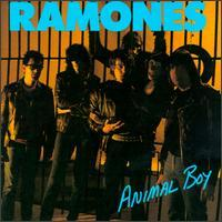 Ramones - Animal Boy (Cover Artwork)