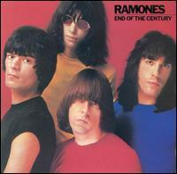Ramones - End of the Century (Cover Artwork)