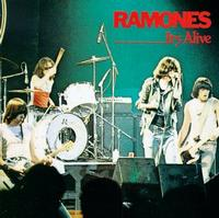 Ramones - It's Alive (Cover Artwork)