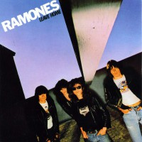Ramones - Leave Home (Cover Artwork)