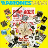 Ramones - Ramones Mania (Cover Artwork)