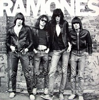 Ramones - Ramones (Cover Artwork)
