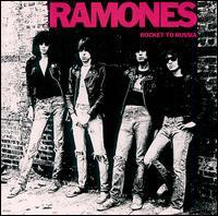 Ramones - Rocket to Russia (Cover Artwork)