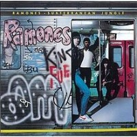 Ramones - Subterranean Jungle (Cover Artwork)