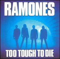 Ramones - Too Tough to Die (Cover Artwork)