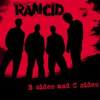 Rancid - B Sides and C Sides (Cover Artwork)