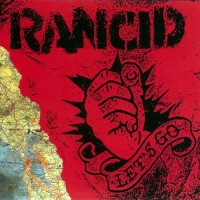 Rancid - Let's Go (Cover Artwork)