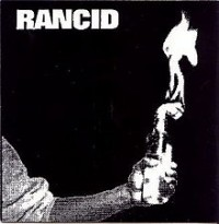 Rancid - Rancid (EP) (Cover Artwork)