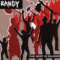 Randy - The Rest is Silence (Cover Artwork)