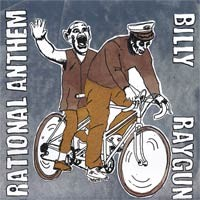 Rational Anthem / Billy Raygun - Split [7-inch] (Cover Artwork)