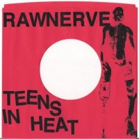Raw Nerve - Teens in Heat [7 inch] (Cover Artwork)