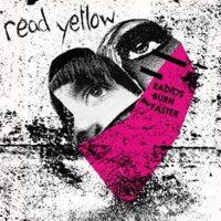 Read Yellow - Radios Burn Faster (Cover Artwork)