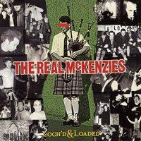The Real McKenzies - Loch'd & Loaded (Cover Artwork)