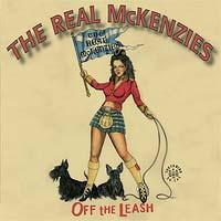 The Real McKenzies - Off the Leash (Cover Artwork)
