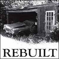 Rebuilt - Rebuilt [7 inch] (Cover Artwork)
