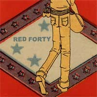 Red Forty - Discography (Cover Artwork)