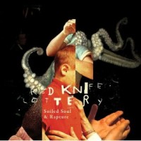 Red Knife Lottery - Soiled Soul & Rapture (Cover Artwork)