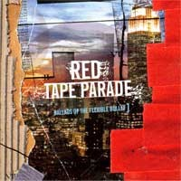 Red Tape Parade - Ballads of the Flexible Bullet (Cover Artwork)